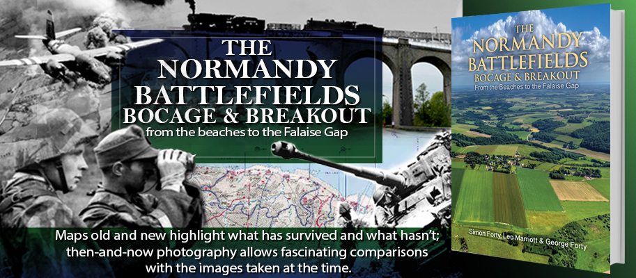 The Normandy Battlefields: Bocage & Breakout