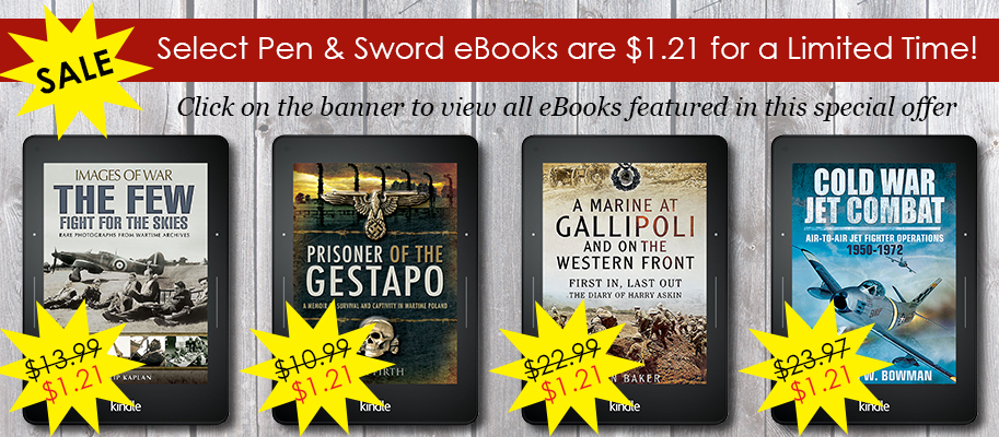 Pen & Sword eBook Sale