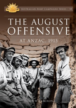 August Offensive at ANZAC 1915