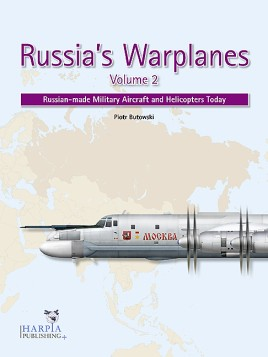 Russia's Warplanes. Volume 2
