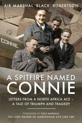 A Spitfire Named Connie