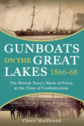 Gunboats on the Great Lakes 1866-68