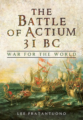 The Battle of Actium 31 BC