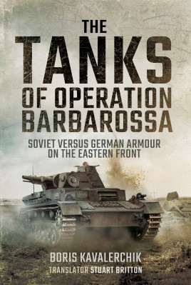 The Tanks of Operation Barbarossa