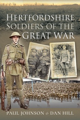 Hertfordshire Soldiers of The Great War