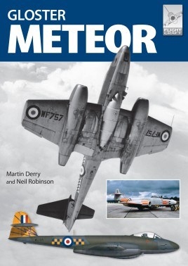 The Gloster Meteor in British Service