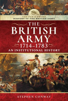 History of the British Army, 1714–1783