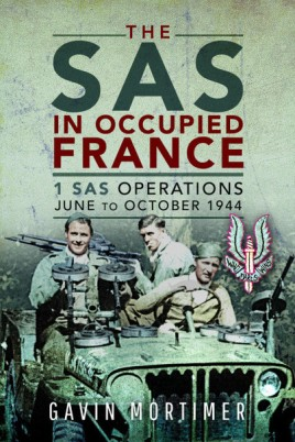 The SAS in Occupied France