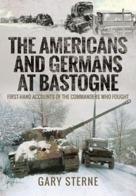 The Americans and Germans at Bastogne