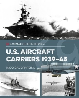 U.S. Aircraft Carriers 1939–45