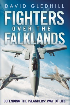 Fighters over the Falklands