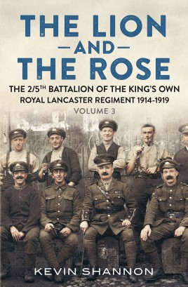 The Lion and the Rose. Volume 3