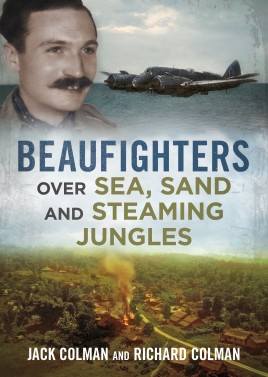 Beaufighters Over Sea, Sand, and Steaming Jungles