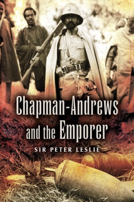 Chapman-Andrews and the Emporer