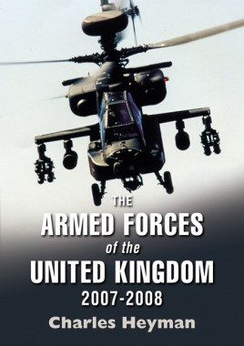 Armed Forces of the United Kingdom 2007-2008