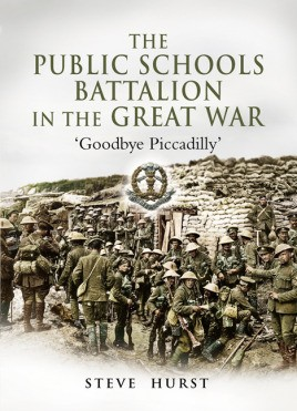 Public Schools Battalion in the Great War