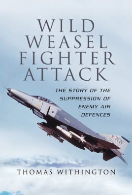 Wild Weasel Fighter Attack