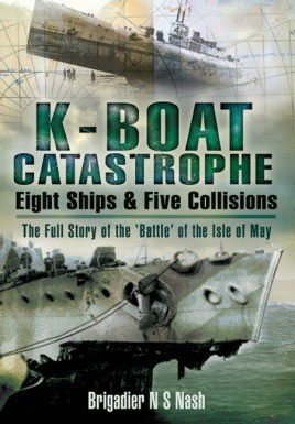 K Boat Catastrophe: Eight Ships and Five Collisions