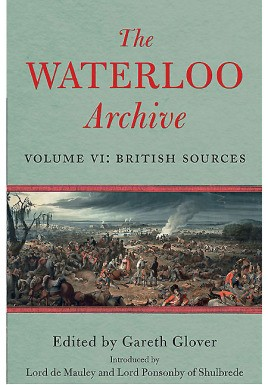 The Waterloo Archive. Volume 6