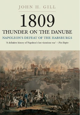 1809 Thunder on the Danube. Volume 1