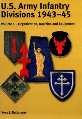 US Army Infantry Divisions 1943-45