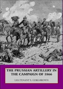 Prussian Artillery in the Campaign of 1866