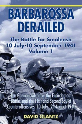 Barbarossa Derailed. Volume 1