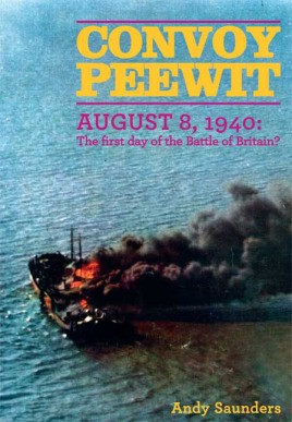 Convoy Peewit. August 8th, 1940