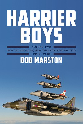 Harrier Boys. Volume 2