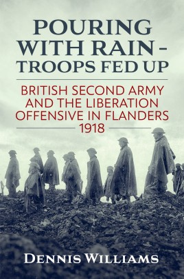 Pouring With Rain – Troops Fed Up