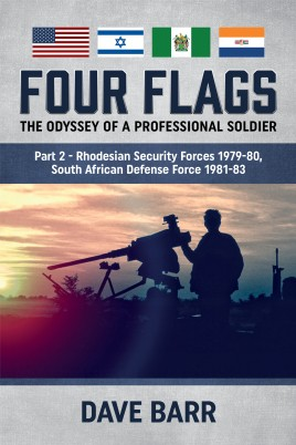 Four Flags: The Odyssey of a Professional Soldier. Part 2