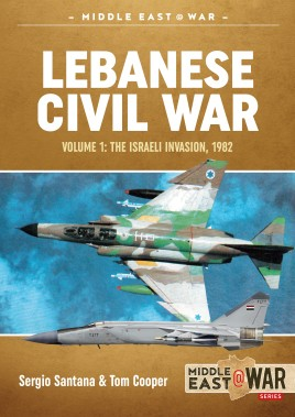 Lebanese Civil War. Volume 1