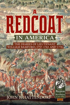 A Redcoat in America