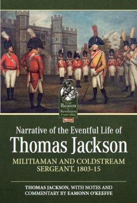 Narrative of the Eventful Life of Thomas Jackson