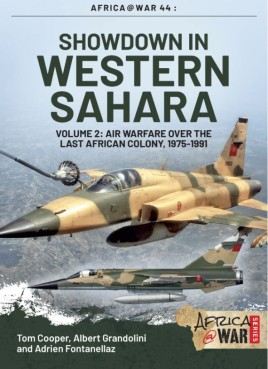 Showdown in Western Sahara, Volume 2
