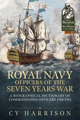 Royal Navy Officers of the Seven Years War
