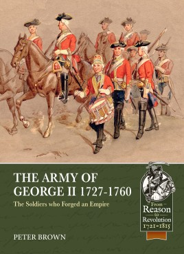 The Army of George II 1727-1760