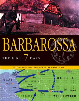 Barbarossa: The First Seven Days