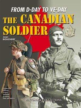 Canadian Soldier in World War II