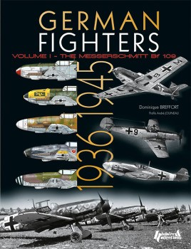 German Fighters. Volume 1