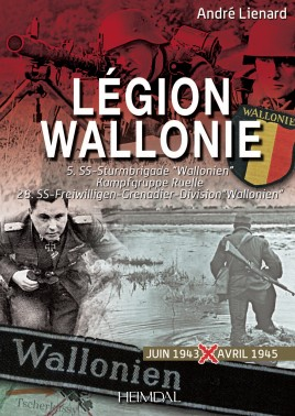 Légion Wallonie. Volume 2