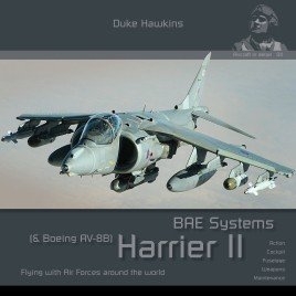 BAE Harrier GR7/GR9 & Boeing AV-8B Harrier II Plus