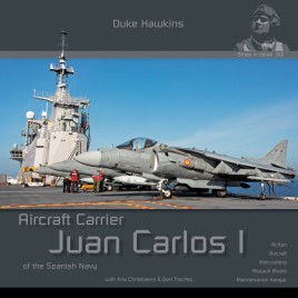Juan Carlos I - Spanish Aircraft Carrier