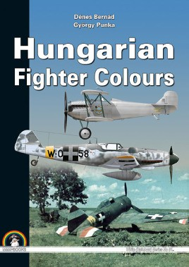 Hungarian Fighter Colours. Volume 1