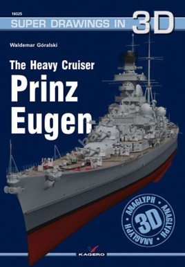 The Heavy Cruiser Prinz Eugen