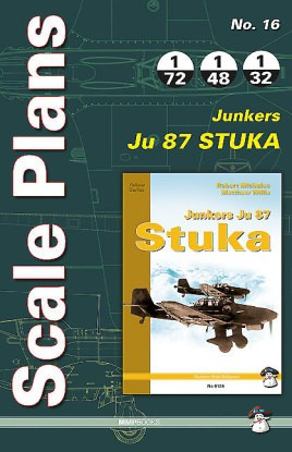 Junkers Ju 87 Stuka: Scale Plans