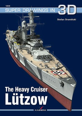 The Heavy Cruiser Lutzow