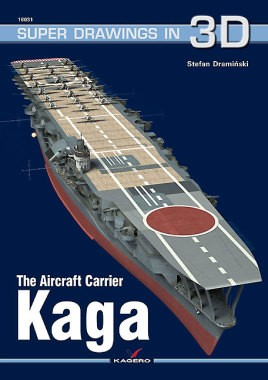 The Aircraft Carrier Kaga