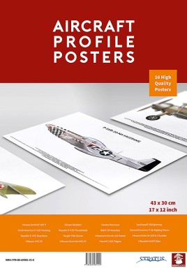 Aircraft Profile Posters