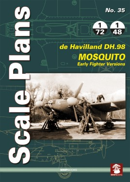 De Havilland Mosquito: Early Fighter Versions